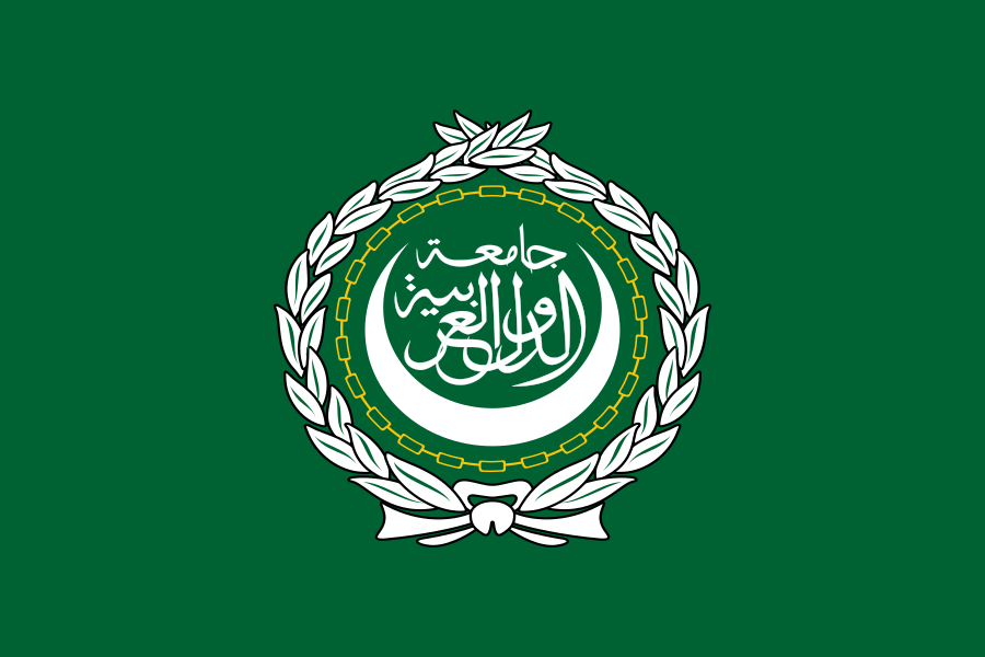 League of Arab States flag