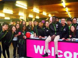 Orientation - Welcome Centre and Peer Mentors