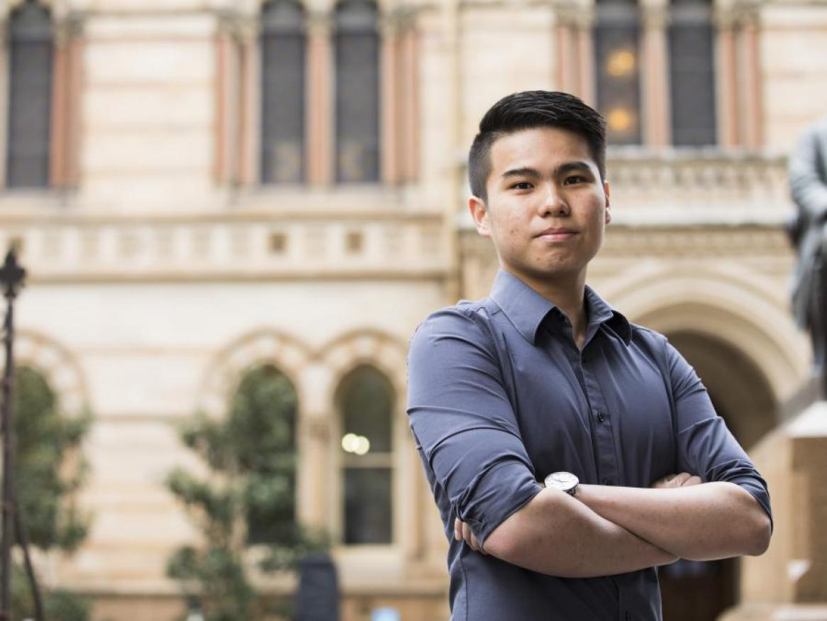 The 2019 University of Adelaide Matching Scholarships (International)